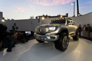 الكشف عن المزيد من التفاصيل حول سيارة مرسيدس GLB بالصور