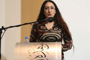الليلة في مصر تقوم الشاعرة الفلسطينية مليحة مسلماني بمناقشة ديوانها عنقاء ممكن