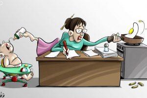 يوم الأحد 7 مايو ستكون إنطلاقة الدورة الرابعة من الملتقى الدولي للكاريكاتير