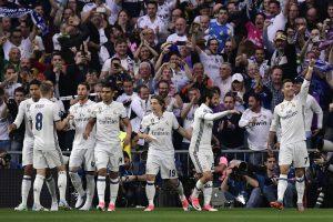 ريال مدريد يتفوق على بايرن ميونيخ ويحقق رقماً قياسياً جديداً