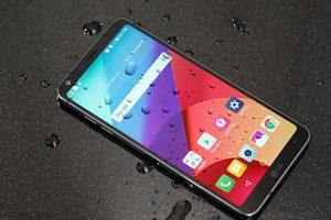 معلومات عن بدء LG من أجل العمل على تطوير هاتف LG G6 Mini