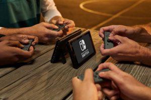 بدء عملية الشحن بواسطة الطائرات لجهاز Nintendo Switch من أجل سرعة وصولة للعملاء