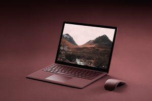 بالإضافة إلى نظام التشغيل Windows 10 S تقوم مايكروسوفت بالكشف عن حاسب محمول جديد