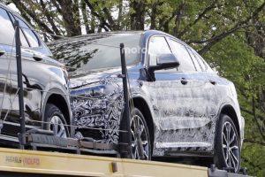 أحدث الصور التجسسية لسيارة BMW X4 الجديدة كلياً