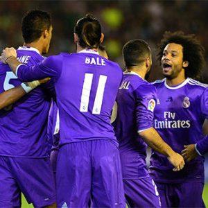 ريال مدريد يرتدي طاقمه الاحتياطي في نهائي أوروبا أمام يوفنتوس