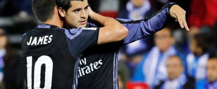 ميلان ينافس تشيلسي على مهاجم ريال مدريد