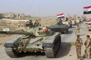 الموصل .. القوات العراقية تعلن إحكام قبضتها بشكل كامل على المدينة