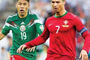 نتيجة مباراة البرتغال والمكسيك اليوم في تحديد المركز الثالث من كأس القارات 2017 وملخص اهداف تفوق البرتغاليين