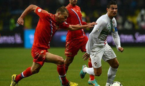 اهدافمباراة البرتغال وروسيا اليوم في الجولة الثانية من كأس القارات على ملعب أرينا بالتيكاوملخص نتيجة فوزرونالدو