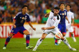 نتيجة مباراة العراق واليابان اليوموملخص أهداف مباراة أسود الرافدين بالتعادل الإيجابي على الملاعب الإيرانية