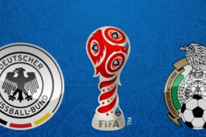 اهدافمباراة المانيا والمكسيك اليوم في المربع الذهبي من كأس القارات وملخص نتيجة الترشح المثير للماكينات