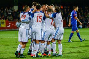 اهدافمباراة روسيا ونيوزيلندا اليوم في الجولة الأولى من كأس القارات 2017وملخص نتيجة فوز الدب الروسي المهم