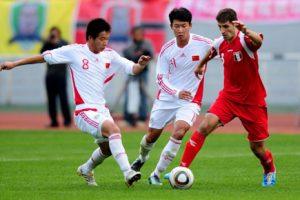 نتيجة مباراة سوريا والصين اليوم وملخص أهداف نسور قاسيون بالتعادل الصعب في التصفيات الآسيوية