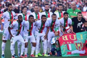نتيجة مباراة مولودية الجزائر وبلاتينوم ستارز اليوم المجموعة Bوملخص اهداف لقاء الجولة الخامسة والفوز المهم
