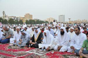 موعد صلاة عيد الفطر 1438 في كل أنحاء المملكة العربية السعودية بعدإعلانهيئة البحوث الفلكية