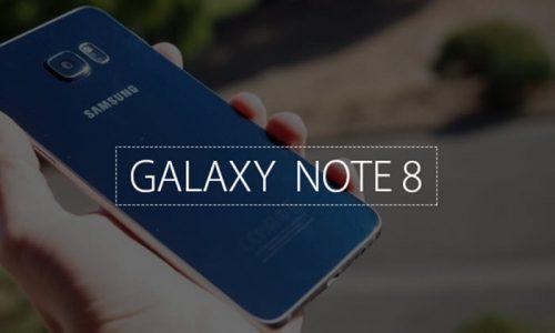 سامسونج نوت 8 الجديد 2017 تحدد سامسونج موعد نزولة في اغسطس القادم Galaxy Note 8