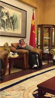 سفير الصين1