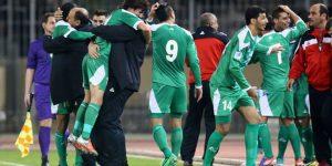 مباراة العراق وسوريا اليوم
