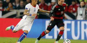 مباراة المانيا وتشيلي