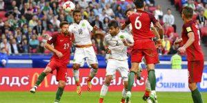 مباراة المكسيك وروسيا
