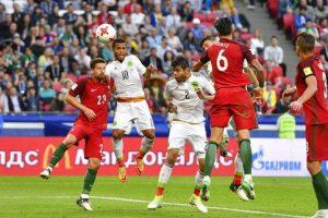 موعد مباراة المكسيك وروسيا يوم غد في ثالث جولات كأس القارات والقنوات الناقلة ضمن المجموعة A