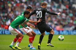 نتيجة مباراة المكسيك ونيوزيلندا في كأس القارات لكرة القدم وملخص أهداف لقاء المكسيكيين ينتهي لصالحهم بشق الأنفس