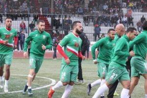 نتيجة مباراة مولودية الجزائر وامبابان سوالوز السوازيلاندي في كأس الإتحاد الأفريقي وفوز للفريق الجزائري بصعوبة