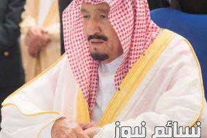 بالفيديو والصور .. شاهد تأثر الملك سلمان بوفاة الراحلعبدالرحمن بن عبدالعزيز أثناء صلاة الميت اليوم