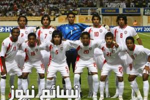 نتيجة مباراة الامارات واوزبكستان اليوم وملخص أهداف خسارة عيال زايد ضمن تصفيات كأس آسيا تحت 23 سنة