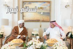 بالصور .. إستقبال الملك سلمان لرئيس السودان عمر البشير وإقامة مأدبة غداء له