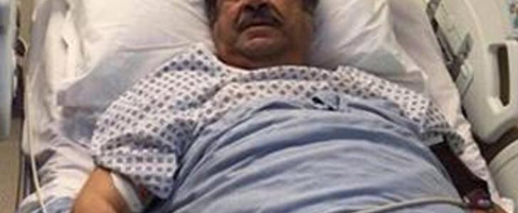 الفنان الكويتي عبدالحسين عبدالرضا يدخل أحد مستشفيات العاصمة لندن .. تعرف على أسباب دخوله
