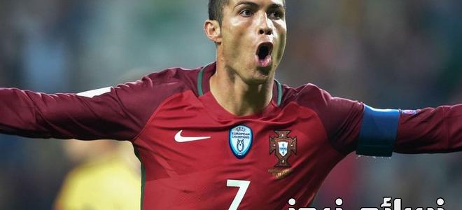 نتيجة مباراة البرتغال وجزر فاروه اليوم وملخص لقاءالدون كريستيانو رونالدو وتألقه وتسجيل ثلاثية كاملة