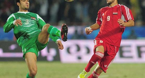 نتيجة مباراة سوريا والعراق اليوم وملخص أهداف لقاءنسور قاسيون في مواجهة أسود الرافدينبالتعادل الإيجابي على الأراضي الماليزية