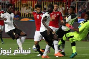 نتيجةمباراة مصر واوغندا اليوم في تصفيات كأس العالم 2018 لمنطقة أفريقيا وملخص خسارةالفراعنةوفقدان الصدارة
