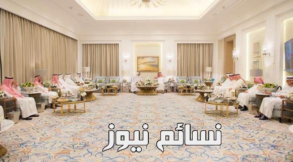 الملك سلمان وعبدالله بن علي آل ثاني