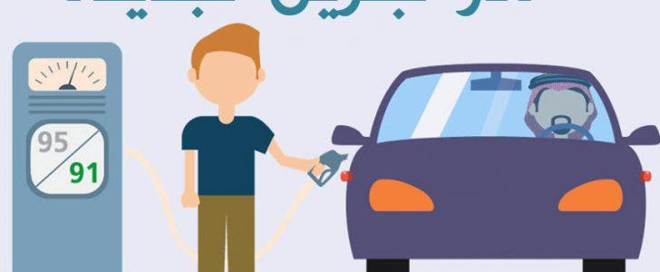 رفع اسعار البنزين في السعودية قيد الدراسة حالياً .. تعرف على موعد الزيادة والاسعار الجديدة لسعر البترول بكافة أنواعة