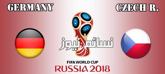 نتيجةمباراة ألمانيا والتشيك اليوم وملخص فوز الماكينات الألمانية الصعب في التصفيات الأوروبية لمونديال روسيا 2018