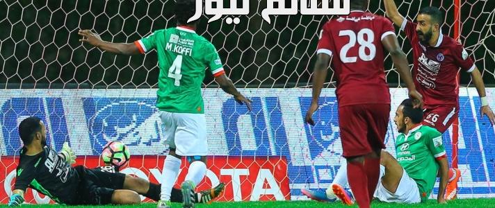 نتيجةمباراة الفيصلي والاتفاق اليوموملخص اهداف فوزعنابي سدير على فارس الدهناء في الدوري السعودي