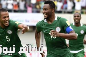 نتيجةمباراة الكاميرون ونيجيريا اليوم وملخص لقاء تصفيات كأس العالم في ديربي أفريقيوالتعادل يحسم الموقعة