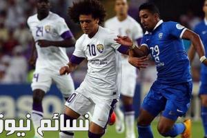 نتيجة مباراة الهلال والعين اليوموملخص فوز الزعيم السعودي بثلاثية البرازيلي كارلوس إدواردو في ربع نهائي دوري أبطال آسيا