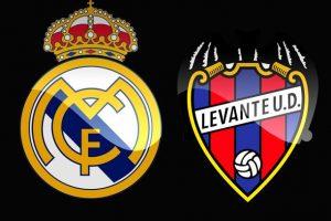 نتيجةمباراة ريال مدريد وليفانتي اليوم وملخص تعادلالميرنجي الجديد في الدوري الأسباني وتعثر آخر لأبناء زيدان