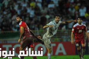 نتيجةمباراة سوريا وإيران اليوم في الجولة الأخيرة من التصفيات وملخص تعادلنسور قاسيون في الحسم والترشح للملحق بشق الأنفس