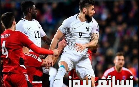 نتيجةمباراة فرنسا ولوكسمبرج اليوم في تصفيات كأس العالموملخص لقاء الديوك بالتعادل السلبي الغريب