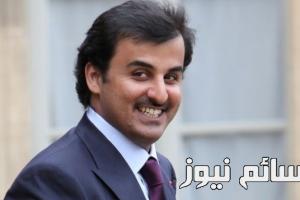 """أمير قطر يعلن إستعداد الدوحة لمناقشة الأزمة الخليجية ويأمل في حل """"يرضي الجميع"""" .. تعرف على تصريحاته"""