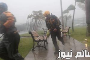 مخاوف من الإعصار إيرما مع إقترابه من ولاية فلوريدا بالولايات المتحدة الأمركية وتحذيرات متواصلة