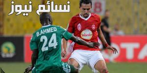مباراة النجم الساحلي والاهلي طرابلس