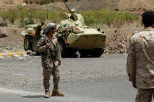 أخبار اليمن اليوم : قتلى وجرحى من قوات الحوثي وصالح بعد تقدم الجيش اليمني في صنعاء وتعز