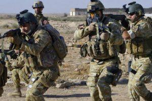 """القوات العراقية تنجح في إستعادة مناطق في غرب مدينة راوة في إطار إستعادة الأنبار من تنظيم الدولة الإسلامية """"داعش"""""""