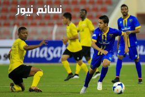 نتيجة مباراة التعاون وأحد اليوم 27-10-2017 وملخص اهداف تفوق سكري القصيم في الدوري السعودي للمحترفين