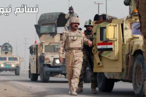 """أخبار العراق اليوم : الجيش العراقي يضيق الخناق على تنظيم الدولة الإسلامية """"داعش"""" في مدينتي راوة والقائم آخر معاقله"""